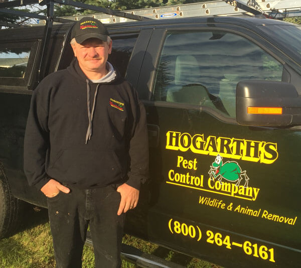 Hpc In The News Hogarth S Pest Control And Wildlife Removal